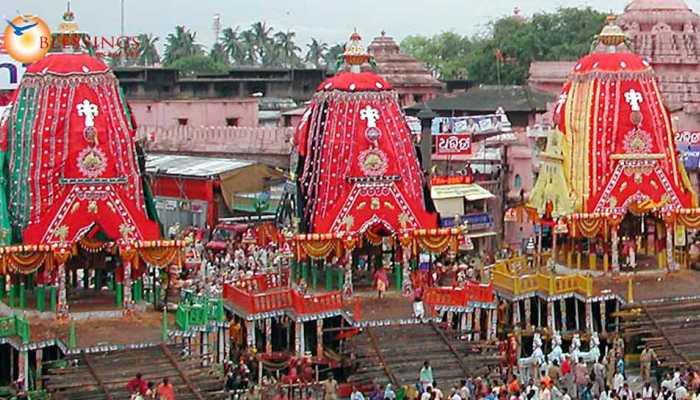जगन्नाथ मंदिर में गैर-हिंदुओं के एंट्री बैन के प्रस्ताव से शंकराचार्य नाराज