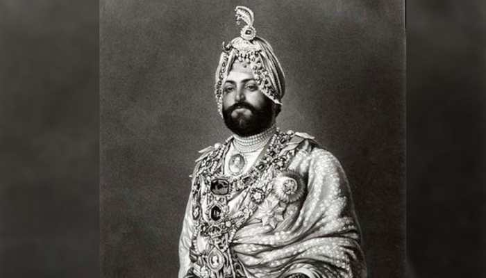 last Maharaja of the Sikh Empire Duleep Singh has a connection with this city of Britain