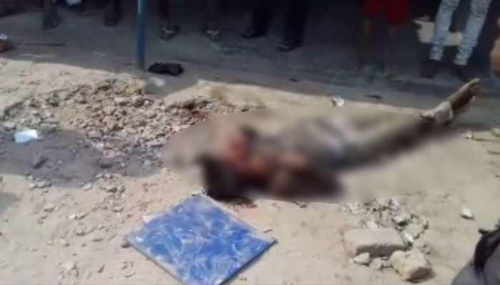 बिहार में फिर मॉब लिंचिंग का मामला, दो लुटेरों को भीड़ ने पीटा, एक की मौत