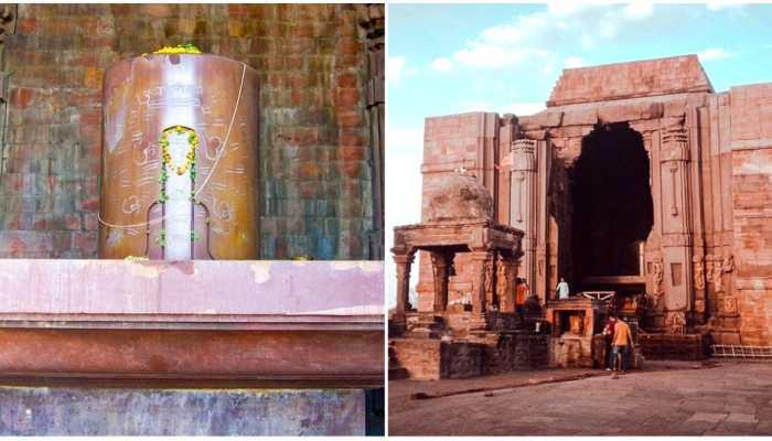 MP: भोपाल में मौजूद है दुनिया का सबसे बड़ा शिवलिंग, जानें क्यों अधूरा है ये मंदिर