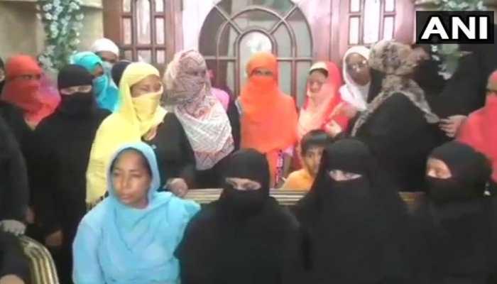 बरेली: मुस्लिम महिलाओं ने सरकार से लगाई गुहार, जल्द बने हलाला और तीन तलाक पर कानून