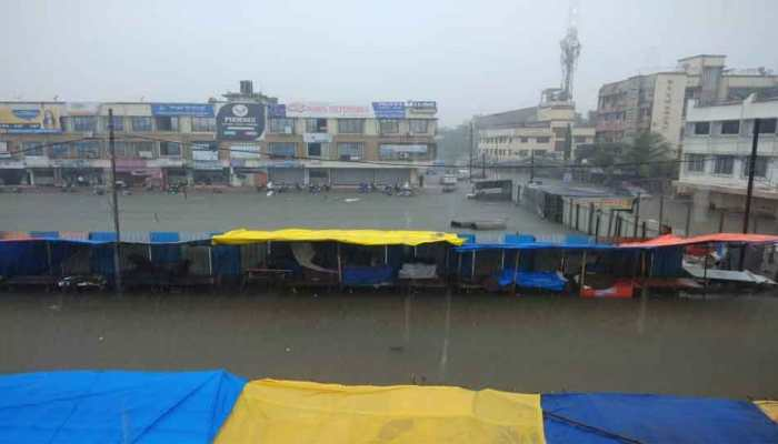 Mumbai rain 24 hours crucial alert for high tide in sea