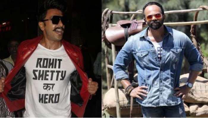 जानें, आखिर रोहित शेट्टी के नाम की टी-शर्ट पहन कर क्यों घूम रहे हैं रणवीर सिंह