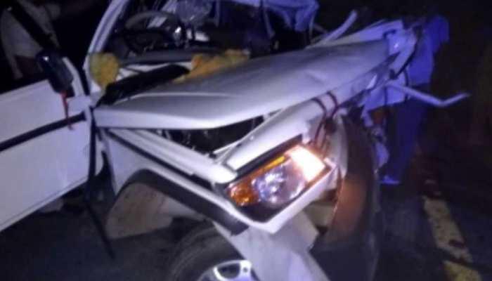 कन्नौज में दर्दनाक सड़क हादसा, एक ही परिवार के 8 लोगों की मौत