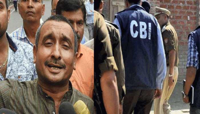 उन्नाव गैंगरेप: विधायक कुलदीप सिंह के खिलाफ CBI ने दायर की चार्जशीट