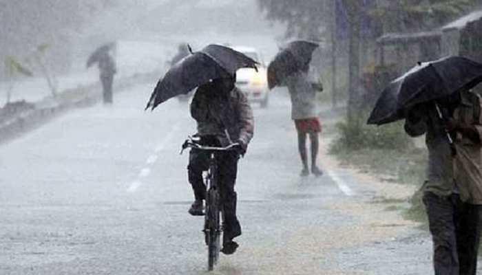 मप्र: राज्य में बारिश का दौर जारी, अगले 24 घंटों में मौसम बिगड़ने की संभावना