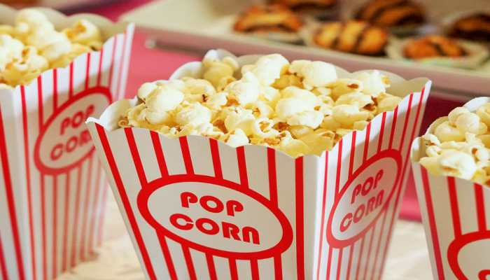 Top news of hindi and english newspaper Maharashtra government allows outside food in multiplexes