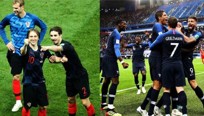फीफा वर्ल्ड के फाइनल में भिड़ेंगे फ्रांस और क्रोएशिया, भारतीयों ने कहा-  ये टीम बनेगी विश्वविजेता