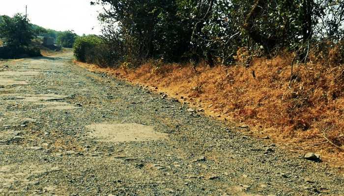 मप्रः नहीं बनी सड़क, अब मतदान का बहिष्कार करेंगे गोदी के मतदाता