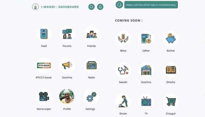 इफको ने शुरू किया 'आई मंडी एप', 5.5 करोड़ किसानों को होगा बड़ा फायदा