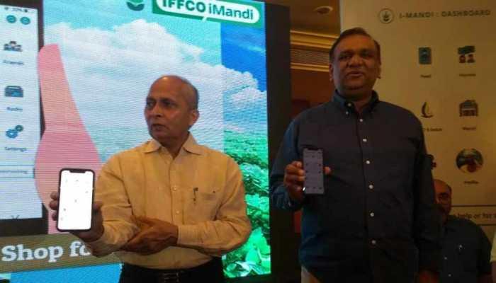 ग्रामीण डिजिटल क्रांति की ओर कदम बढ़ाते हुए IFFCO ने लॉन्च किया 'आई मंडी ऐप'
