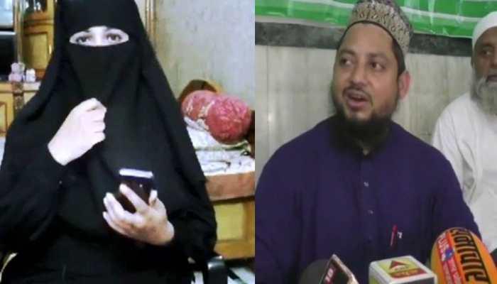 तीन तलाक का विरोध करने वाली निदा खान के खिलाफ फतवा जारी, हुक्का-पानी बंद