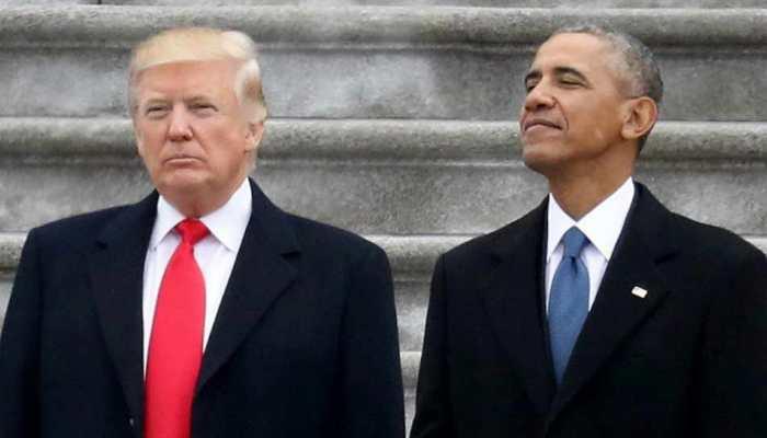 ओबामा ने मंडेला संबोधन में अमेरिकी राष्ट्रपति डोनाल्ड ट्रंप पर बोला तीखा हमला