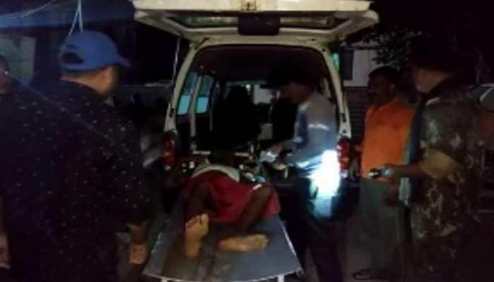भोजपुर : हथियारबंद बदमाशों ने की लूटपाट, ड्राइवर के गुप्तांग में मारी गोली