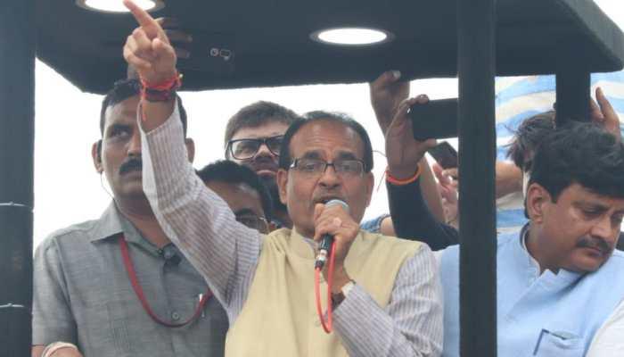 सतना: कांग्रेस को CM शिवराज ने दिया जवाब, बोले- 'सगी मां-बहन को धोखा देने वाले कर रहे सवाल'
