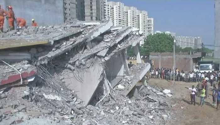 ग्रेटर नोएडा: नोटिफाइड एरिया में बनी थी बिल्डिंग, शिकायत के बाद भी नहीं हुई कार्रवाई