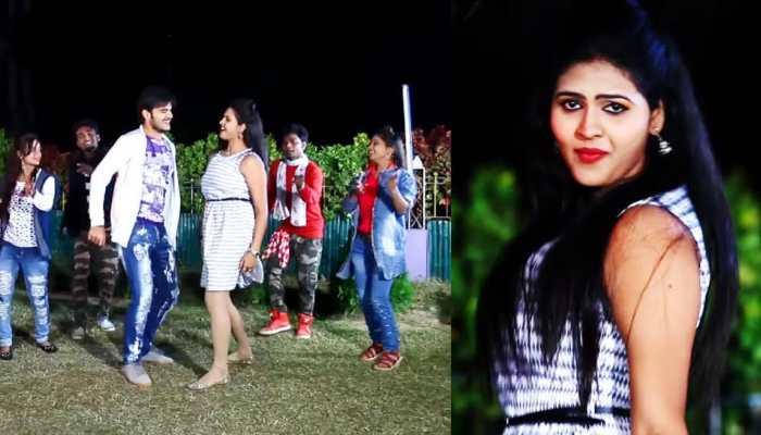 इंटरनेट पर धमाल मचा रहा कल्लू और चांदनी सिंह का 'करब तोहरे से प्यार', देखें VIDEO