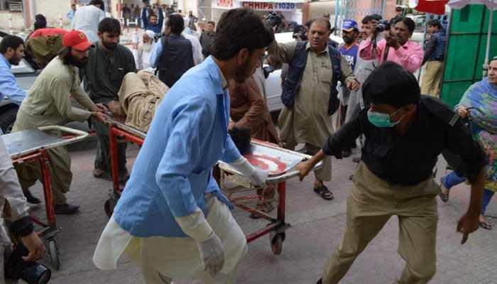 बलूचिस्तान: सुरक्षा बलों की गाड़ी को निशाना बनाकर किया गया हमला, 6 घायल