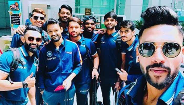 VIDEO: भारतीय क्रिकेटरों की इंग्लैंड में मस्ती, जमकर किया झिंगाट पर डांस