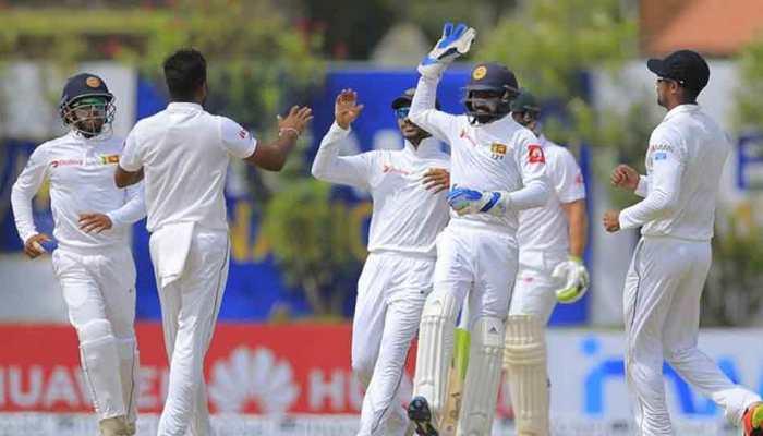 साउथ अफ्रीका पर श्रीलंका को बड़ी बढ़त, महाराज ने किया करियर का सर्वश्रेष्ठ प्रदर्शन