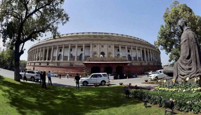 Top news of hindi and english newspaper SPG Radar shows suspicios thing like drone in Parliament Building Area