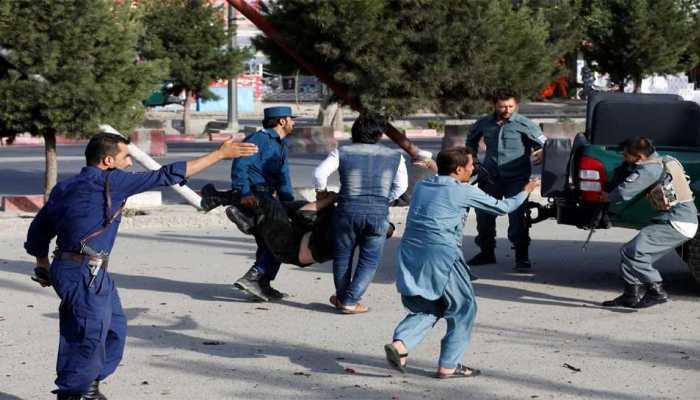 काबुल: उपराष्ट्रपति के वतन वापसी के बाद हवाई अड्डे के पास विस्फोट, 11 की मौत