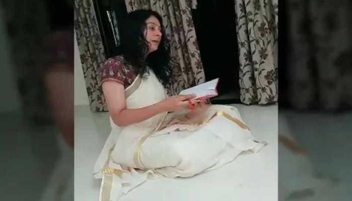 Viral Video : सीपीआई (M) विधायक ने किया रामायण पाठ, सोशल मीडिया पर मचा हंगामा