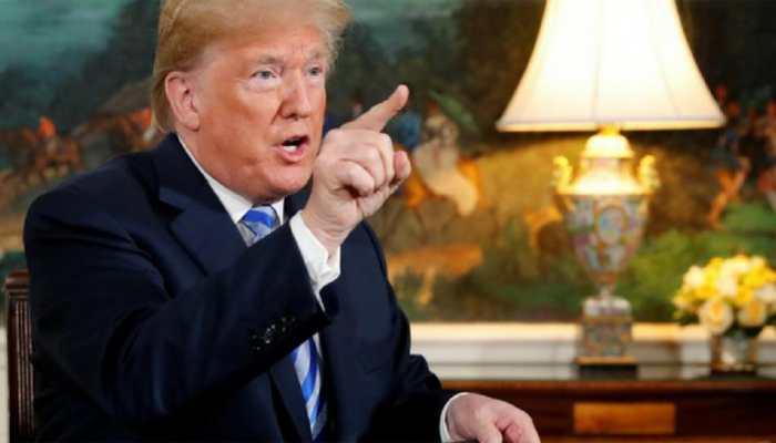 ट्रंप की ईरान को चेतावनी, 'अमेरिका को कभी मत धमकाना, वरना ऐसे अंजाम भुगतोगे कि...'