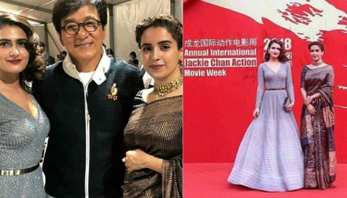 PHOTOS: After winning the heart of India, 'Dangle Sisters' screamed in China