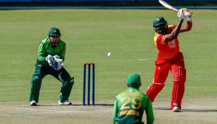 पाकिस्तान की वनडे सीरीज में जीत, जिम्बाब्वे को 5-0 से शिकस्त दी