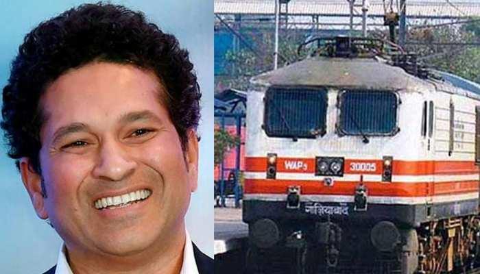 अब रेलवे में गूंजेगा सचिन-सचिन, बिग बी के साथ करेंगे 'जुगलबंदी'