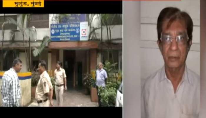 मुंबई: नौकरानी के झांसे में आकर बुजर्ग दंपति चला रहा था हाईप्रोफाइल सेक्स रैकेट, गिरफ्तार