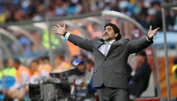 माराडोना ने अर्जेंटीना का कोच बनने से किया इंकार, कहा- AFA का हो पुनर्गठन