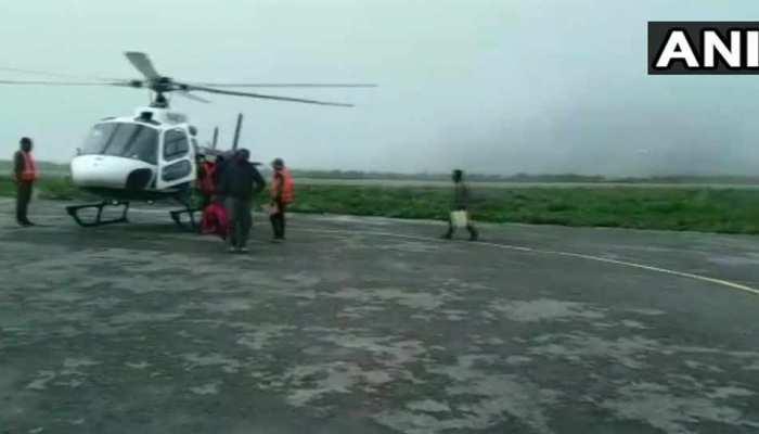 इंतजार खत्म...मानसरोवर यात्रियों के 8वें जत्थे को सुरक्षित गुंजी शिविर पहुंचाया गया