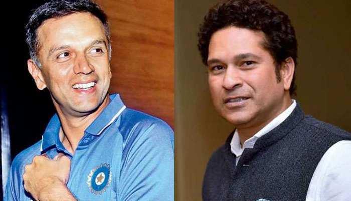 अपने स्थान पर किसी बल्लेबाज को चुनना हो तो सचिन को चुनूंगा :द्रविड़