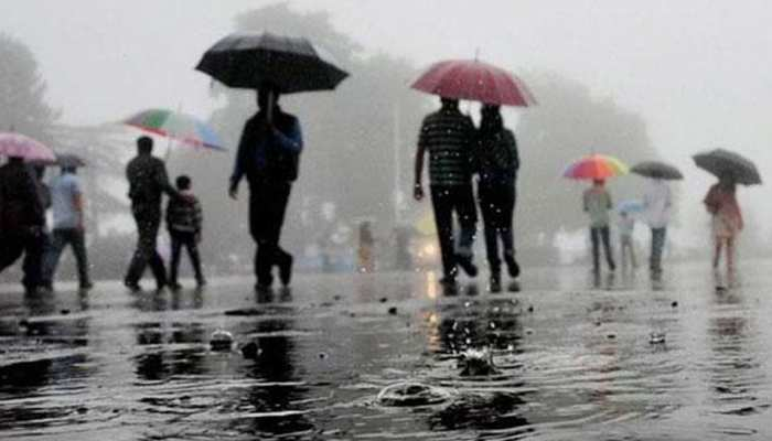 Weather Report: दिल्ली-NCR में आज हो सकती है झमाझम बारिश, इन राज्यों में भी अलर्ट जारी