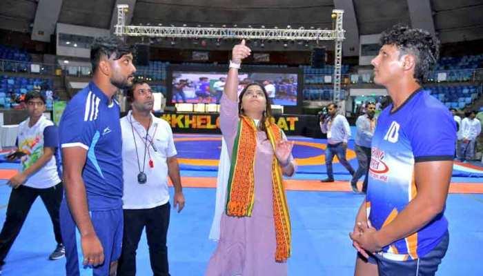 'खेलो भारत' के फाइनल मुकाबले आज, अमित शाह समेत शिरकत करेंगे ये दिग्गज