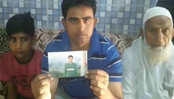 गाजीपुर: सऊदी में कैद भारतीय प्रताड़ना से टूटा, रो-रो कर सरकार से छुड़ाने की गुहार
