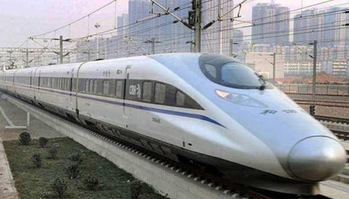 रेलवे ने यूपी में कागजों में दौड़ा दी 'बुलेट ट्रेन', कैग ने रिपोर्ट में उठाए सवाल