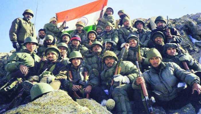 कारगिल दिवस विशेष : कारगिल युद्ध में अदम्य साहस के लिए वीरता पदक पाने वाले जांबाज