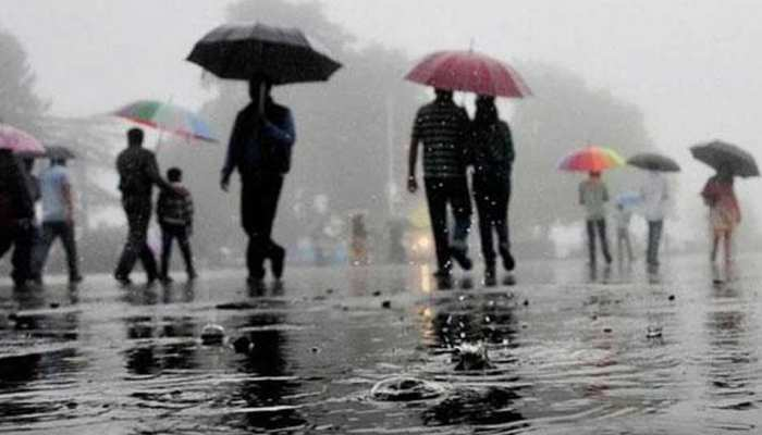 मप्र: बारिश से राज्य के कई हिस्सों में तापमान में गिरावट, नदी-नालों का जलस्तर बढ़ा