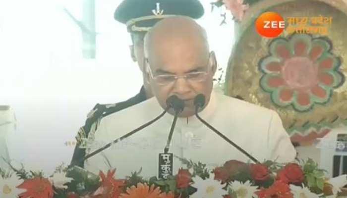 छत्तीसगढ़ के बिना देश का विकास संभव नहीं: राष्ट्रपति रामनाथ कोविंद