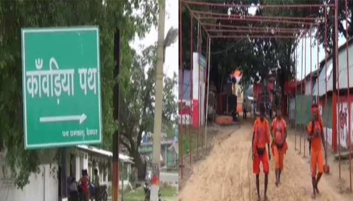 श्रावणी मेलाः शिवभक्तों को गर्मी से निजात दिलाने के लिए कांवड़िया पथ पर विशेष इंतजाम