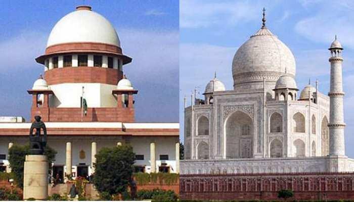 ताजमहल के रखरखाव पर SC सख्त, कहा- 'बताओ किस विभाग का कौन सा अधिकारी है जिम्मेदार'