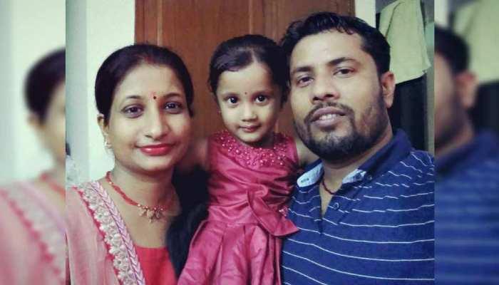 गाजियाबाद: बेटी को स्कूल छोड़कर आ रहे थे वापस, करंट लगने से हुई मौत