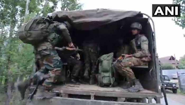 जम्मू कश्मीरः कुपवाड़ा में 1 आतंकी ढेर, अनंतनाग में आतंकियों ने CRPF बंकर को बनाया निशाना