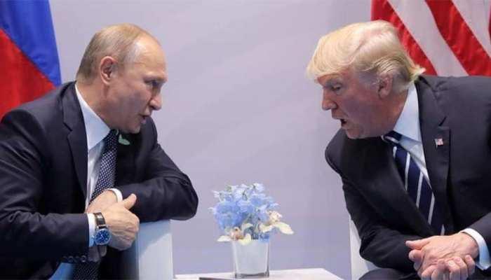 अमेरिका ने 'क्रीमिया घोषणापत्र' को किया जारी, कहा- रूस पर लगाएंगे नए प्रतिबंध