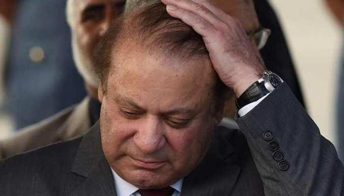 पाकिस्तान: नवाज शरीफ ने कहा- देश के लोगों से जनादेश छीन लिया गया है