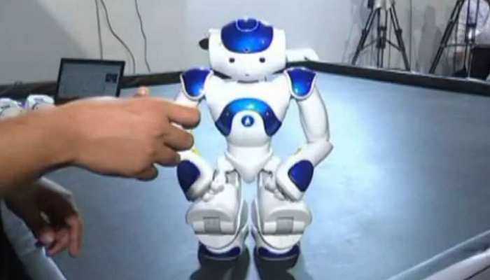 INIDA TODAY: Human Robots to guide about work status in jaipur govt offices