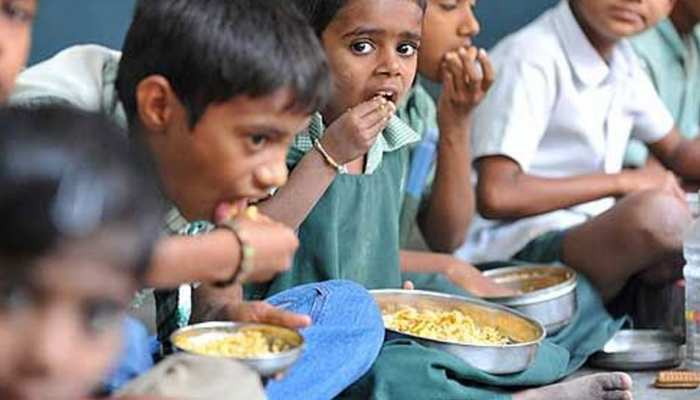 NRI ONLY: lizard found in mid day meal in patiala school